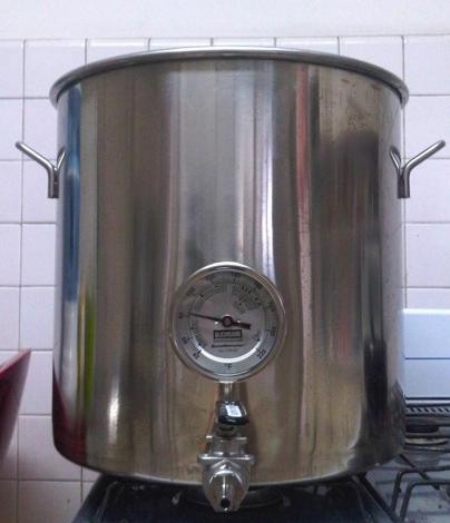 精酿啤酒设备入门:自酿啤酒的设备器材准备(上篇)