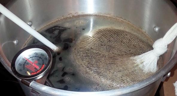 用巧克力酿造精酿啤酒,方法与过程(下)