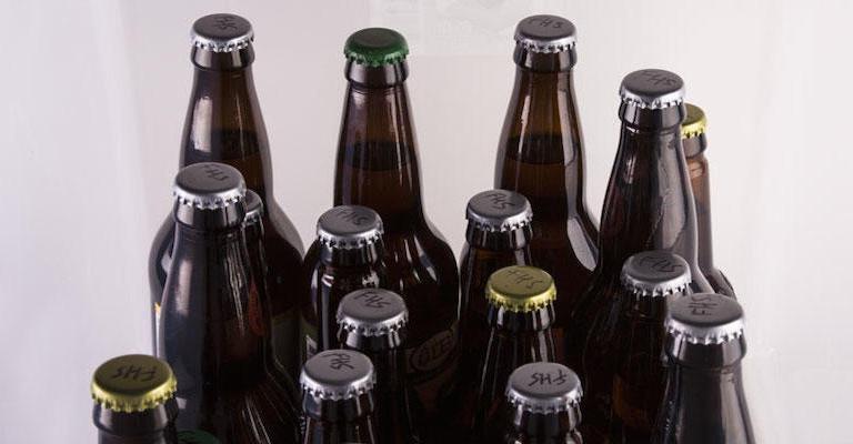 关于啤酒储存