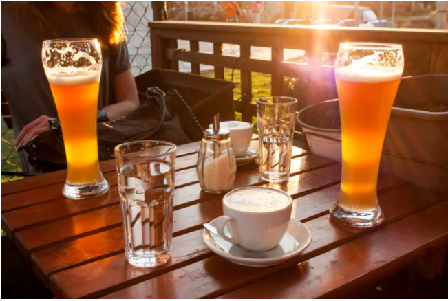 精酿啤酒酒杯_麦啤杯