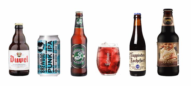 精酿啤酒——站在啤酒鄙视链顶端的啤酒!