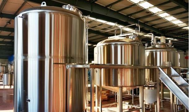 精酿啤酒设备的保养注意细节