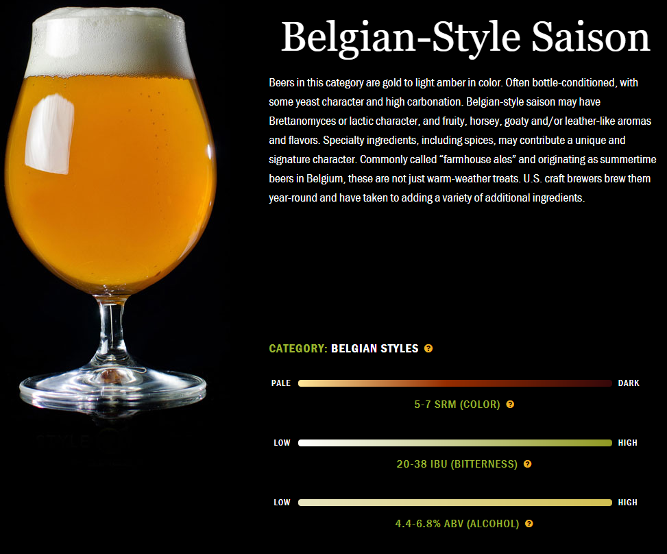 精酿啤酒介绍:赛松啤酒•法式啤酒