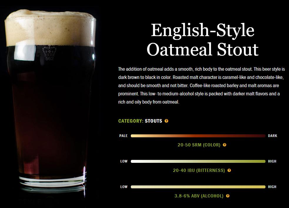 精酿啤酒配餐:世涛啤酒Stout
