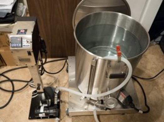 精酿啤酒设备:电家酿设备--第二部分