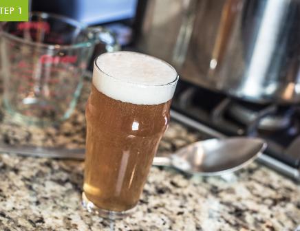 """精酿啤酒工艺:图解""""麦芽精""""酿造"""