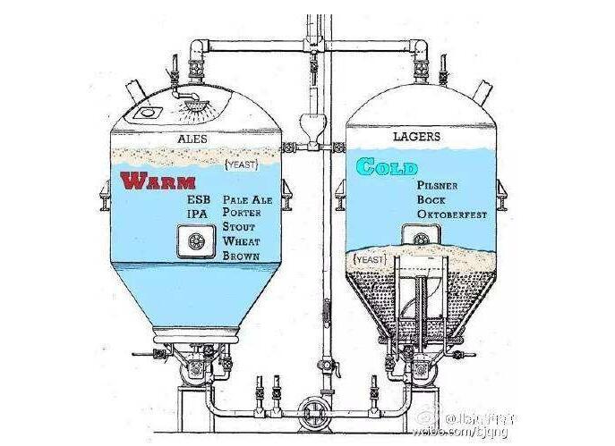 精酿啤酒工艺:酒精和二氧化碳,发酵的绝佳副产物