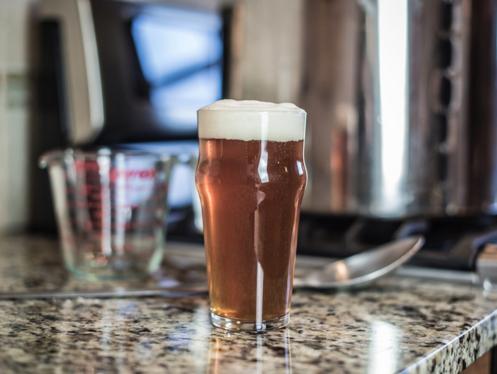 """精酿啤酒工艺:图解""""部分出糖""""酿造"""