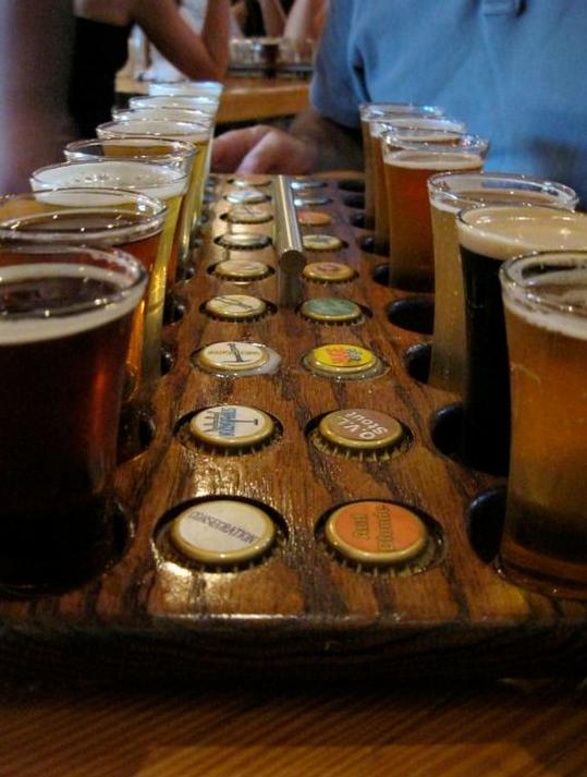 拉格啤酒不能搭配日式料理!