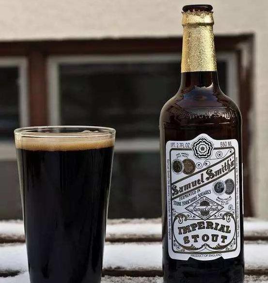 精酿啤酒风格:帝国世涛