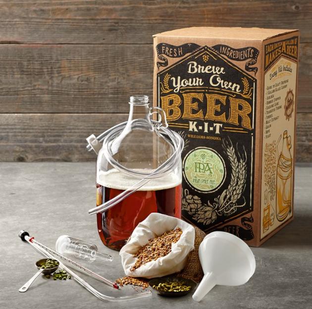 家酿啤酒如何校准家酿器材