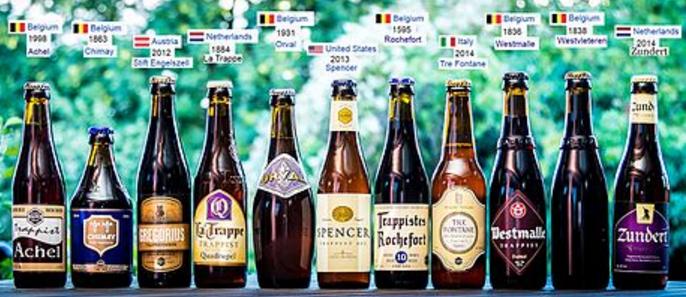 精酿啤酒入门:修道院啤酒(Trappist ALE)之品种介绍