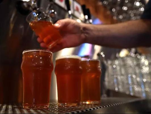 商酿啤酒发酵记录单