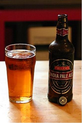 精酿啤酒入门:印度淡色艾尔(IPA啤酒)