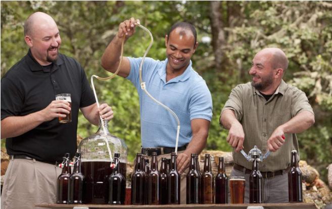 家酿啤酒的充氧技术