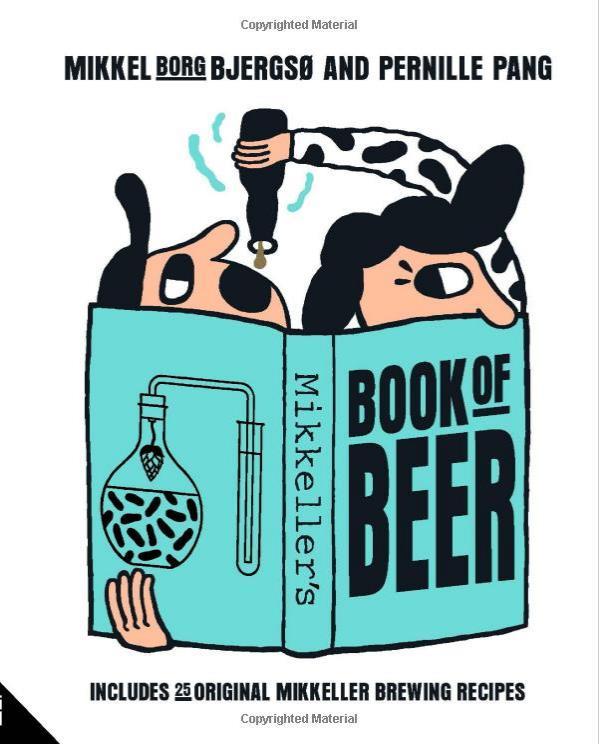 精酿啤酒:美奇乐的啤酒之书(一)