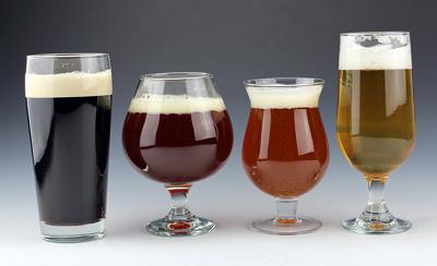 精酿啤酒酒杯的10种搭配