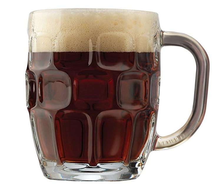 精酿啤酒酒杯_赛德尔杯/酒窝马克杯